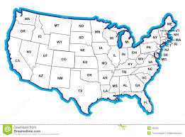 Image result for united states map