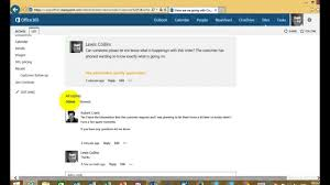 Sharepoint Online Discussion Board Basics Youtube