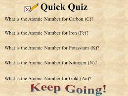 The Periodic Table How to find the number of protons, neutrons ...