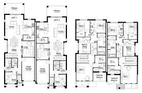 multi family homes plans house scheme floor for 13 2017 impressive