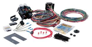 painless performance muscle car harness universal style 21 circuit nelson performance wiring harness at Performance Wiring Harness