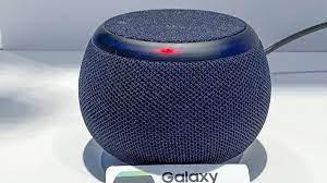 Samsung ra mắt loa thông minh Galaxy Home Mini hỗ trợ mọi thiết bị   Sản  phẩm mới