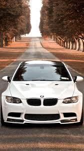white bmw m3 branca