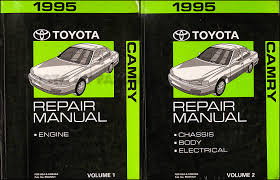 1995 toyota camry wiring diagram manual original related items