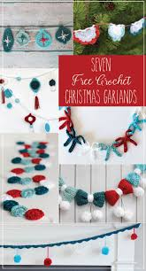 Crochet Decoration Patterns 17 Best Ideas About Crochet Christmas Decorations On Pinterest