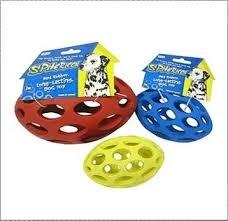 <b>Игрушка JW Pet Sphericon</b> Dog Toy Small Мяч-регби сетчатый ...