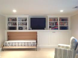 murphy bed twin twin bed basement transitional with basement renovation horizontal twin murphy bed with desk