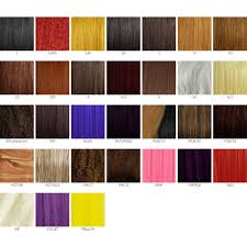 Purple Pack Hair Color Chart