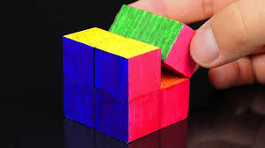 infinity cube 3. how to make an easy infinity cube! infinity cube 3