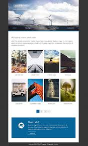 Website Html Templates Shelf Free HTML CSS Templates 2