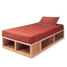 Bed Frames With Storage Underneath Twin Beds With Awesome Twin Bed ...