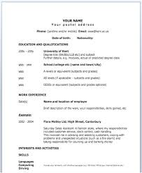 How To Make Resume One Resume New How Write A One Page R How To Write A One Page Resume Template As