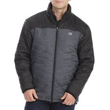 new balance men 39 s sherpa lined puffer jacket charcoal spcdy