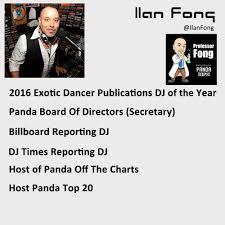 Panda Ilan Bio Card 2
