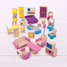 dolls furniture set. Bigjigs Toys Doll Furniture Set Dolls