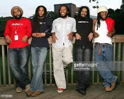 Kymani, Julian, Ziggy, Damian and Stephen Marley sons of Bob ...