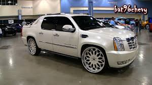 cadillac truck 2014. all white cadillac escalade ext on 28 truck 2014 a