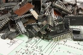 electronic wiring electronic image wiring diagram old electronic components lie on the wiring diagram stock photo on electronic wiring