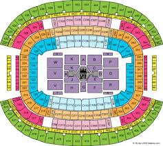 Kenny Chesney Seating Chart Cowboy Stadium At T Stadium Tickets And At T Stadium Seating Chart Buy