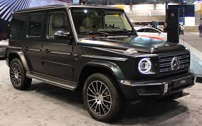 However, the company doesn't offer any. Mercedes Benz G Class Wikipedia