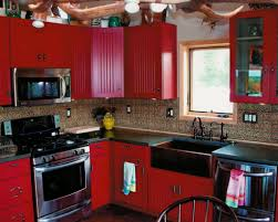 red country kitchen decorating ideas. Perfect Decorating Black And Red Country Kitchen Pictures To Pin On Pinterest Throughout Decorating Ideas O