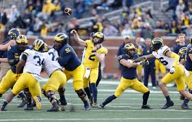 Michigan Football Projected Depth Chart Projecting Michigans Week 1 Depth Chart The Athletic