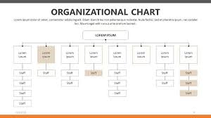 Organizational Chart For Coffee Shop Free Organizational Chart Templates For Powerpoint Present