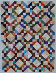 Moore About Nancy: Jacob's Ladder quilt block & I See Stars Adamdwight.com