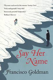 say her name francisco goldman adobe caslon italic typography fonts for book covers