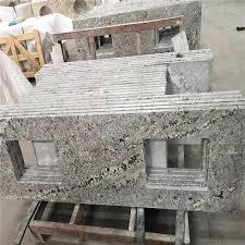 fabricated granite countertops sierra blanca granite countertops fabricated with competitive prefabricated granite countertops vs slab