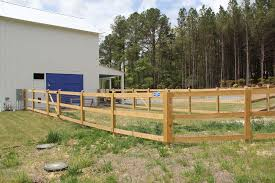 rail fence styles. 3 Rail Fence With 2x4 Wire Styles