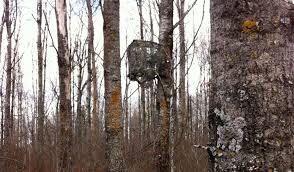 big game tree stand blinds how to create tree stand concealment