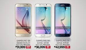 Samsung Galaxy S6 Edge Plus 32gb Price Philippines