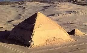 Реферат на тему В тени пирамид Древнего Египта продолжение ч  Пирамида Снефру Древнего Египта