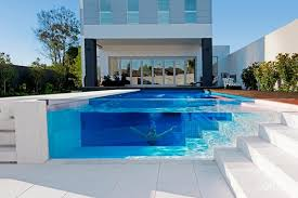 Contemporary Basement Pool Glass Oriental Bodrum Google Piscina Pinterest And With Innovation Design