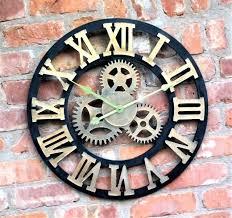 oversize outdoor clock interior slate mosaic clock inside large outdoor clock renovation from large outdoor clock