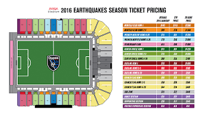 Your Home Renew Your 2016 Season Tickets San Jose Earthquakes