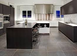 large floor tiles for kitchen large kitchen wall