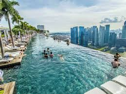 Amazing Swimming Pool Designs Marina Bay Sands Pool Series The Most Amazing Swimming
