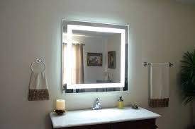 Sliding Door Bathroom Cabinet White Stylish Design Double Door