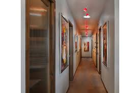Can Lights In Hallway Just Say No To Boring Hallways Berens Interiors