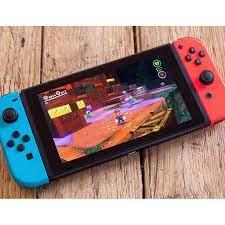 Máy Game Nintendo Switch Phiên Bản V2 mới 100% - hàng mới 100% giảm chỉ còn  8,600,000 đ