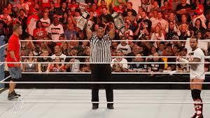 "John Cena w ""Top 10 SummerSlam w historii"""