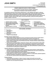 Human Resources Resume Samples Human Resources Assistant Resume Hr