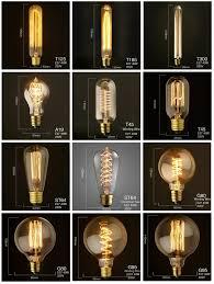pendant bulb lighting. vintage edison bulb e27 40w 220v retro incandescent antique style carbon filament bulbs pendant light lighting
