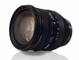 <b>Объектив Sigma</b> (<b>Nikon</b>) <b>AF</b> 24-70 mm f/2.8 IF EX DG HSM - Группа ...