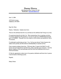 business cover letter examples  cover letter database