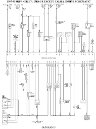 92 4runner rear wiring diagram 92 wiring diagrams online 1997 00 4runner