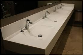 commercial bathroom sinks. Commercial Bathroom Sink » Comfy Fixtures For Gender Neutral Restroom Sinks O