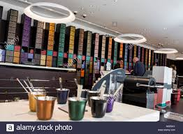 nespresso boutique. Interesting Boutique Nespresso Shop In Regent Street London  Stock Image On Boutique